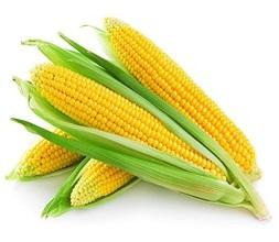 Кукуруза замороженная початок (п/э пакет)(950гр) 0,95кг