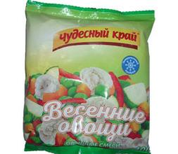 """Весенние овощи """"Чудесный край""""(6*0,4кг)(2,4кг) 0,4кг"""