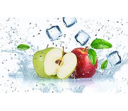 """Яблоко замороженный """"кубик""""(10*1кг)(10кг) 1кг"""