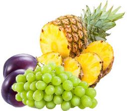 Компотная смесь №11(виноград, слива с/к, ананас)(10*1кг) (10кг) 1кг