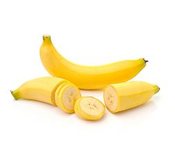 "Банан замороженный ""слайсы""(10*1кг)10кг 1кг"